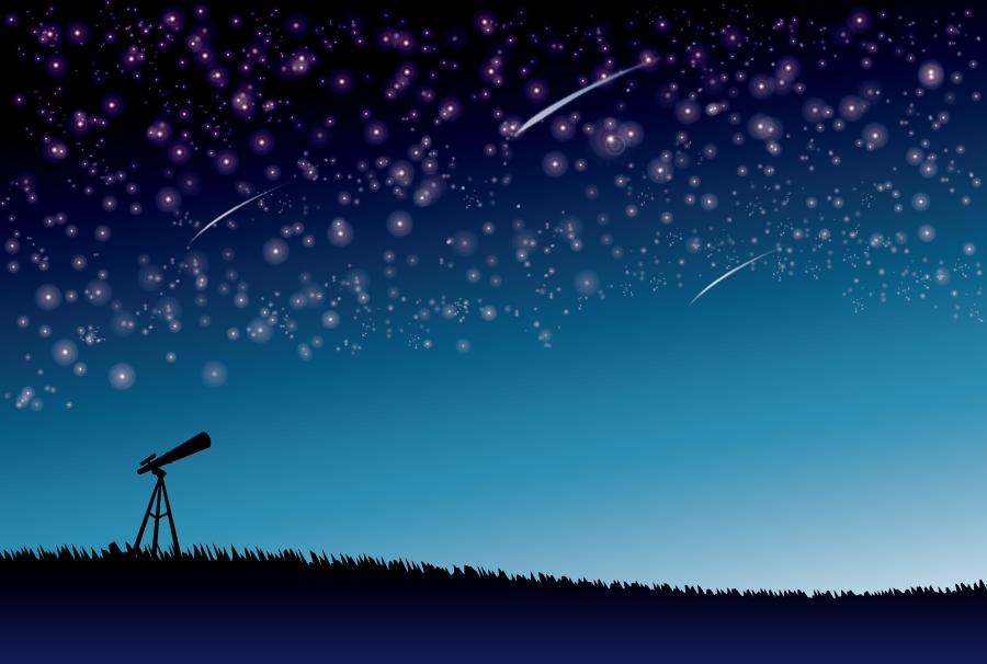 【市民天体観望会】月と木星の接近を楽しもう